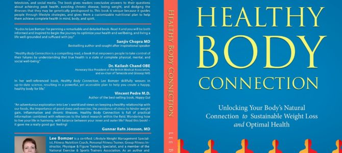 Healthy Body Connection Book! Now Available!